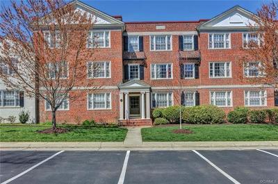 Richmond Condo/Townhouse For Sale: 22 West Locke Lane #U6