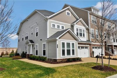 Glen Allen Condo/Townhouse For Sale: 5416 Hickory Place Way