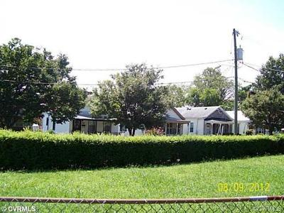 Richmond Residential Lots & Land For Sale: 2825 Burfoot Street