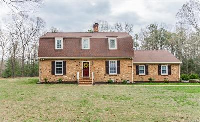 South Chesterfield Single Family Home For Sale: 17411 Le Master Road