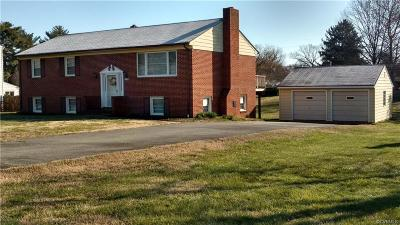 Hanover Single Family Home For Sale: 8176 Bell Creek Road