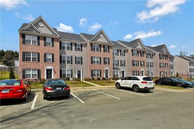 Chester Condo/Townhouse For Sale: 3230 Perdue Springs Lane #3230