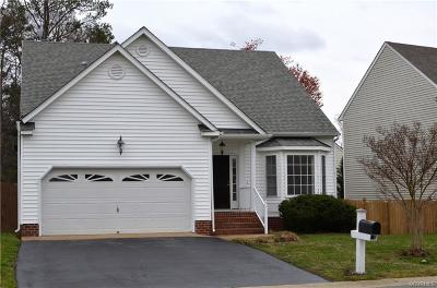 Henrico Single Family Home For Sale: 3405 Andover Hills Place