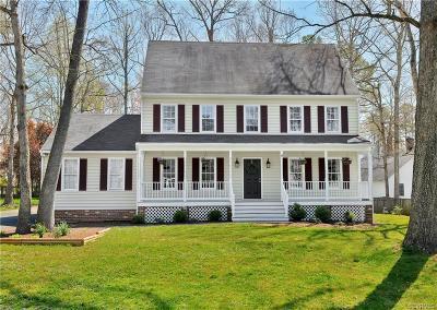 Chester Single Family Home For Sale: 507 Glenpark Lane