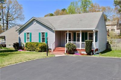 Mechanicsville Single Family Home For Sale: 6154 Winding Hills Drive