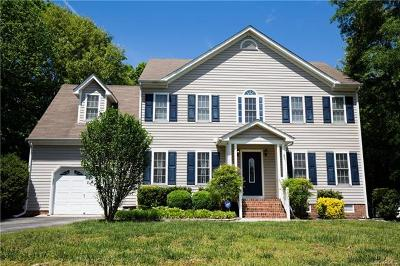 Chester Single Family Home For Sale: 1000 Rockhaven Court