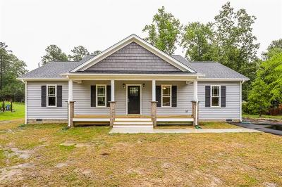 Aylett Single Family Home For Sale: 2204 South Kennington Parkway