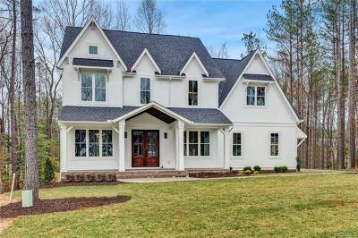 Midlothian Single Family Home For Sale: 16224 Old Castle Road