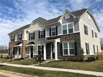Chesterfield Condo/Townhouse For Sale: 7837 Etching Street #R-A