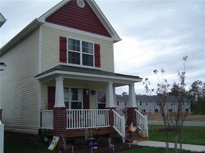 Aylett Single Family Home For Sale: 2202 Forest Court