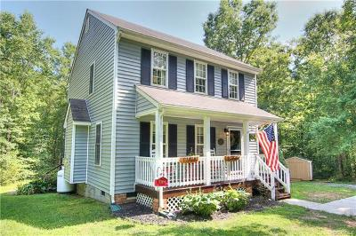 Louisa Single Family Home For Sale: 538 Bent Creek Lane