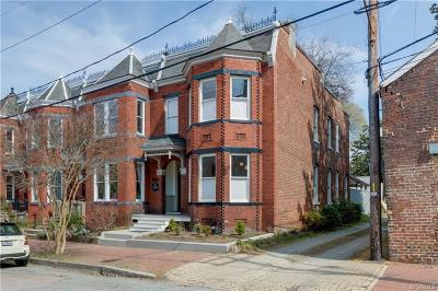 Richmond Single Family Home For Sale: 309 North 23rd Street