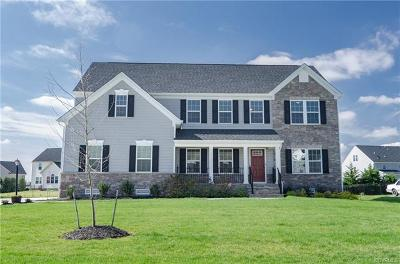 Chester Single Family Home For Sale: 12113 Winbolt Drive