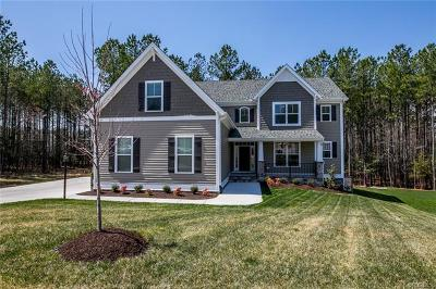 Chester Single Family Home For Sale: 16313 Longlands Road