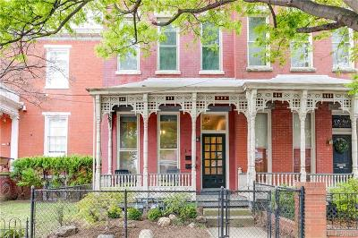 Richmond Rental For Rent: 1 West Clay Street #A