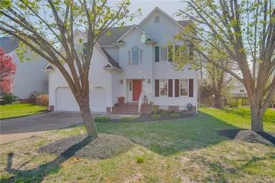 Henrico Single Family Home For Sale: 2316 Brookwater Drive