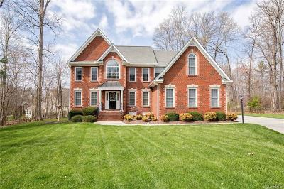 Midlothian Single Family Home For Sale: 3406 Post Mill Place