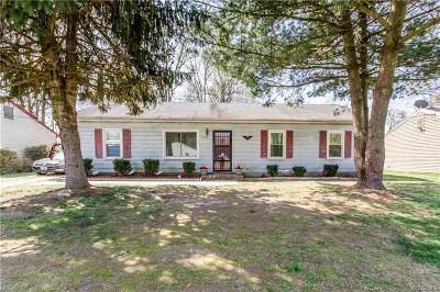 South Chesterfield Single Family Home For Sale: 4407 Butler Lane