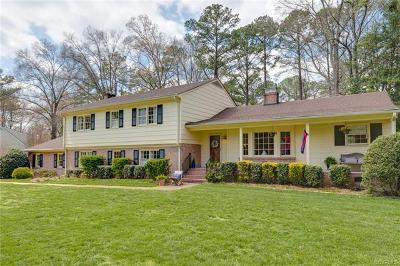 Henrico Single Family Home For Sale: 210 Sleepy Hollow Road