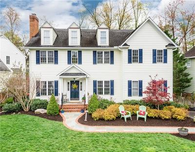 Henrico Single Family Home For Sale: 417 Ziontown Road