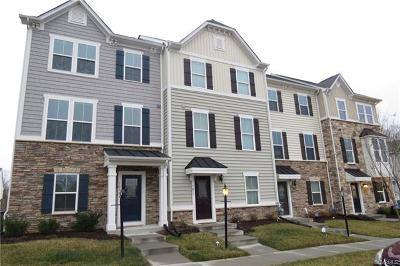Chesterfield Condo/Townhouse For Sale: 7873 Chasing Lane
