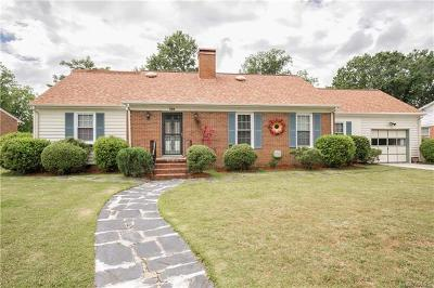Colonial Heights Single Family Home For Sale: 916 Forestview Drive
