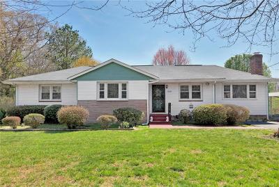 Midlothian Single Family Home For Sale: 13901 Westfield Road