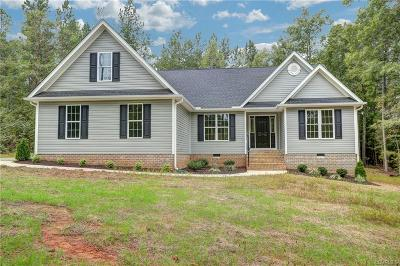 New Kent Single Family Home For Sale: 9301 Stingray Point Court