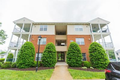 Henrico County Condo/Townhouse For Sale: 9501 Short Spoon Court #J