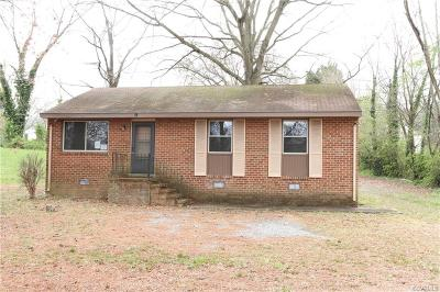 Single Family Home Sold: 3703 Greer Avenue