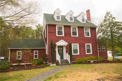 Glen Allen Single Family Home For Sale: 3835 Mountain Road