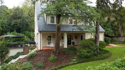 Richmond Single Family Home For Sale: 6416 Roselawn Road
