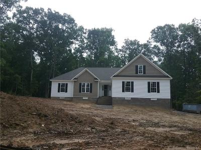 New Kent Single Family Home For Sale: 9333 Stingray Point Court