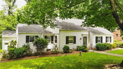 Petersburg Single Family Home For Sale: 2023 Woodland Road