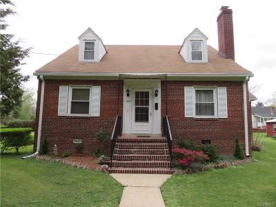 Henrico Single Family Home For Sale: 122 North Pine Avenue
