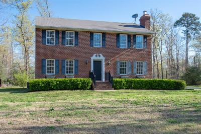 Henrico Single Family Home For Sale: 4688 Charles City Road
