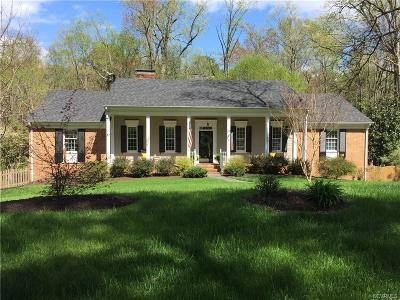 Mechanicsville Single Family Home For Sale: 8064 Glenbrook Drive