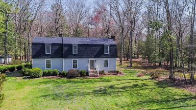 Ashland Single Family Home For Sale: 12630 Mount Hermon Road