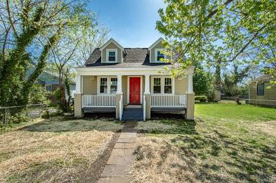 Richmond Single Family Home For Sale: 3717 Benton Avenue