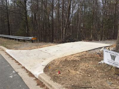 Richmond Residential Lots & Land For Sale: 4000 Hopkins Road