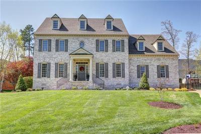 Glen Allen Single Family Home For Sale: 11905 Westcott Ridge Terrace