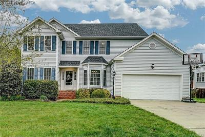 Henrico Single Family Home For Sale: 12424 Graham Meadows Drive