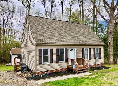 Mechanicsville Single Family Home For Sale: 7460 Early Drive