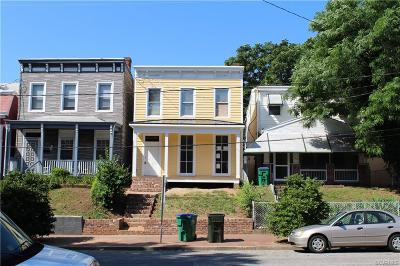 Richmond Rental For Rent: 1417 West Clay Street