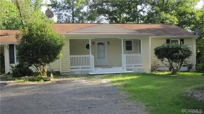 Single Family Home Sold: 27907 Perkins Road