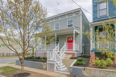 Richmond Single Family Home For Sale: 1125 North 24th