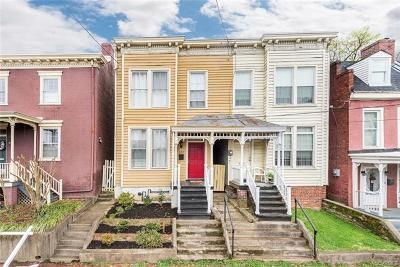 Richmond Single Family Home For Sale: 623 North 26th Street