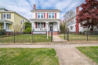 Richmond Single Family Home For Sale: 2704 Northumberland Avenue