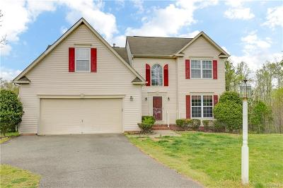Henrico Single Family Home For Sale: 1009 Armour Court
