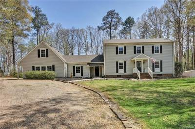South Chesterfield Single Family Home For Sale: 20049 Oak River Drive